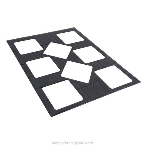 Bon Chef 52039IVYSPKLD Tile Inset