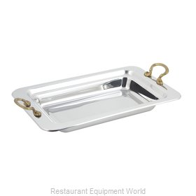 Bon Chef 5206HR Steam Table Pan, Decorative