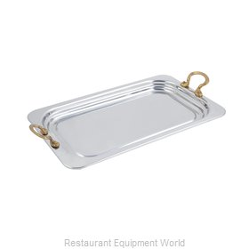 Bon Chef 5207HR Steam Table Pan, Decorative