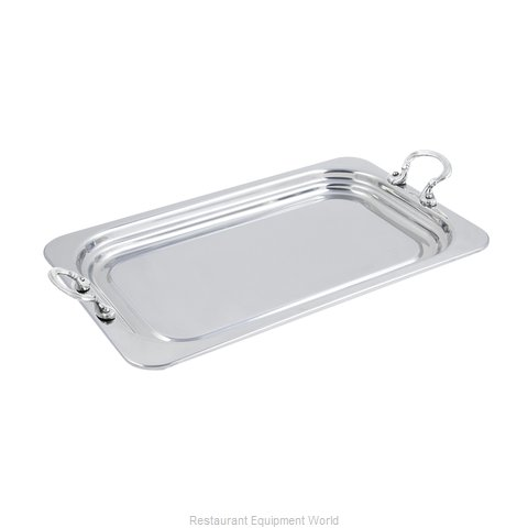 Bon Chef 5207HRSS Steam Table Pan, Decorative