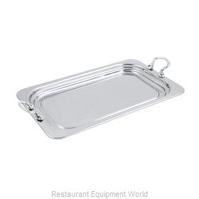 Bon Chef 5207HRSS Steam Table Pan, Decorative