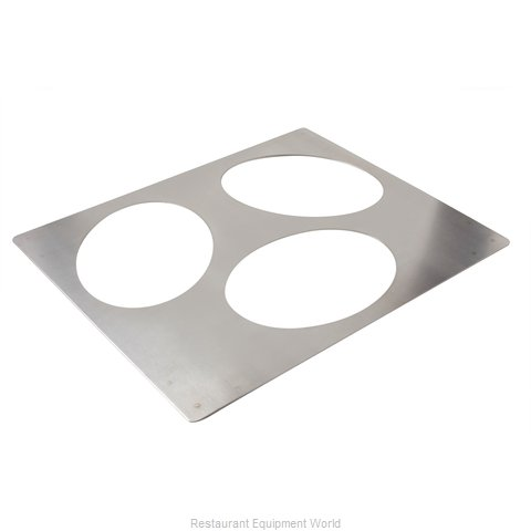 Bon Chef 52098 Tile Inset (Magnified)