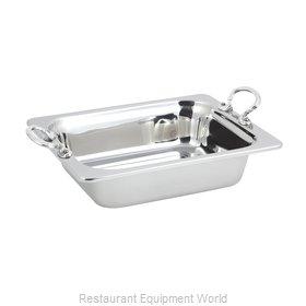 Bon Chef 5209HRSS Steam Table Pan, Decorative