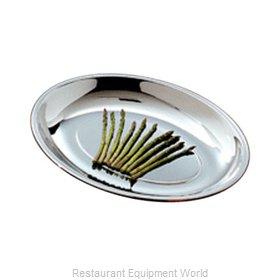 Bon Chef 5219 Platter, Stainless Steel
