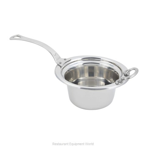 Bon Chef 5250HLSS Steam Table Pan, Decorative