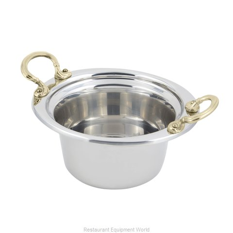 Bon Chef 5250HR Steam Table Pan, Decorative (Magnified)