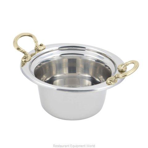 Bon Chef 5250HR Steam Table Pan, Decorative