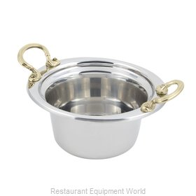 Bon Chef 5250HR Steam Table Pan, Decorative