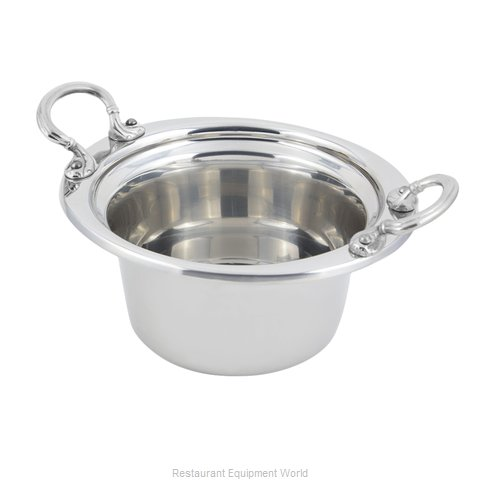 Bon Chef 5250HRSS Steam Table Pan, Decorative (Magnified)