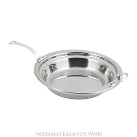 Bon Chef 5255HLSS Steam Table Pan, Decorative