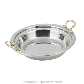 Bon Chef 5255HR Steam Table Pan, Decorative
