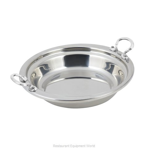 Bon Chef 5255HRSS Steam Table Pan, Decorative