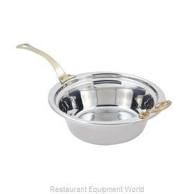 Bon Chef 5256HL Steam Table Pan, Decorative