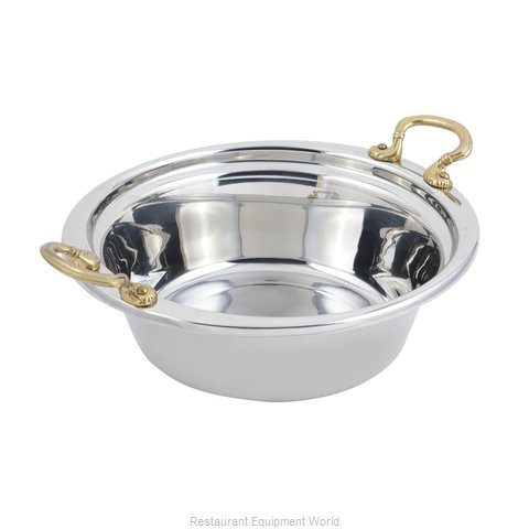 Bon Chef 5256HR Steam Table Pan, Decorative