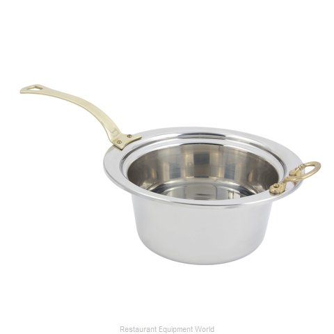 Bon Chef 5260HL Steam Table Pan Decorative (Magnified)