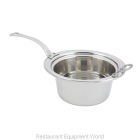 Bon Chef 5260HLSS Steam Table Pan, Decorative
