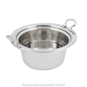Bon Chef 5260HRSS Steam Table Pan, Decorative
