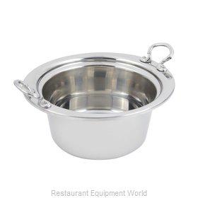 Bon Chef 5260HRSS Steam Table Pan, Decorative