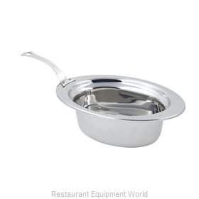 Bon Chef 5303HLSS Steam Table Pan, Decorative