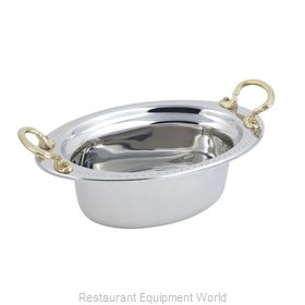 Bon Chef 5303HR Steam Table Pan, Decorative