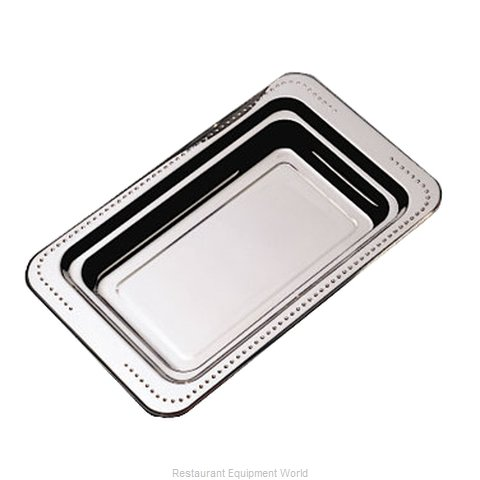 Bon Chef 5307 Steam Table Pan, Decorative (Magnified)