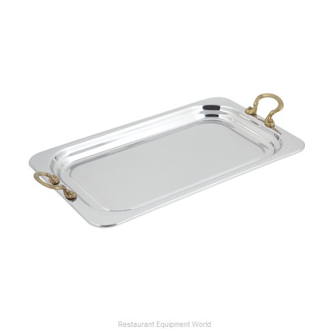 Bon Chef 5307HR Steam Table Pan Decorative (Magnified)