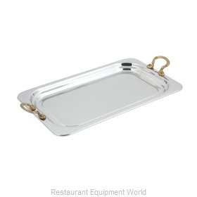 Bon Chef 5307HR Steam Table Pan, Decorative