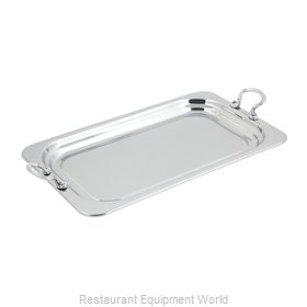 Bon Chef 5307HRSS Steam Table Pan, Decorative