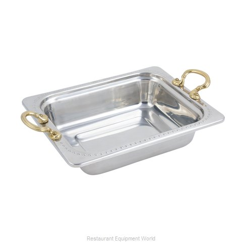 Bon Chef 5309HR Steam Table Pan Decorative (Magnified)