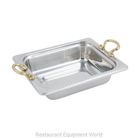 Bon Chef 5309HR Steam Table Pan, Decorative
