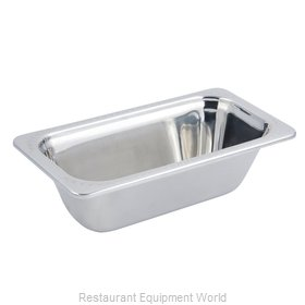 Bon Chef 5313 Steam Table Pan, Decorative