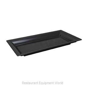 Bon Chef 53403BLACK Platter, Plastic