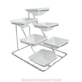 Bon Chef 53503WHITE Serving Bowl, Plastic