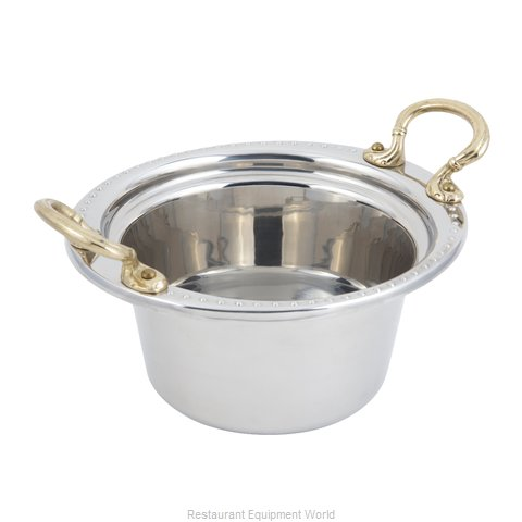 Bon Chef 5350HR Steam Table Pan Decorative (Magnified)