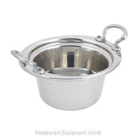 Bon Chef 5350HRSS Steam Table Pan, Decorative