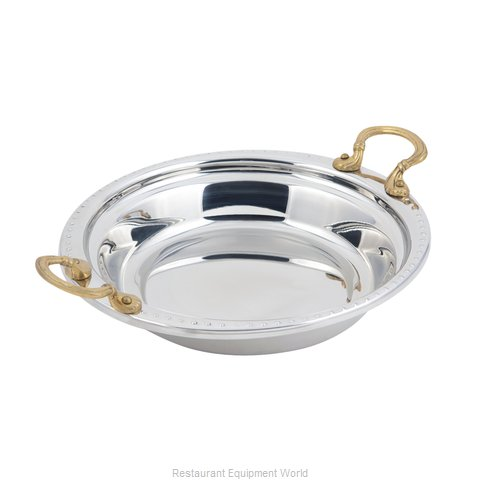 Bon Chef 5355HR Steam Table Pan, Decorative (Magnified)