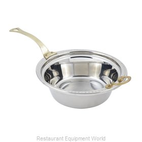 Bon Chef 5356HL Steam Table Pan, Decorative
