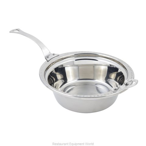 Bon Chef 5356HLSS Steam Table Pan, Decorative