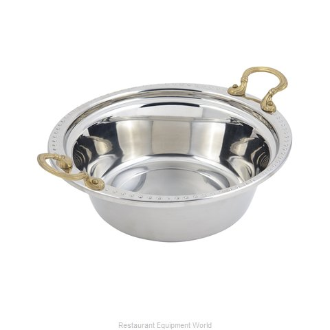 Bon Chef 5356HR Steam Table Pan Decorative