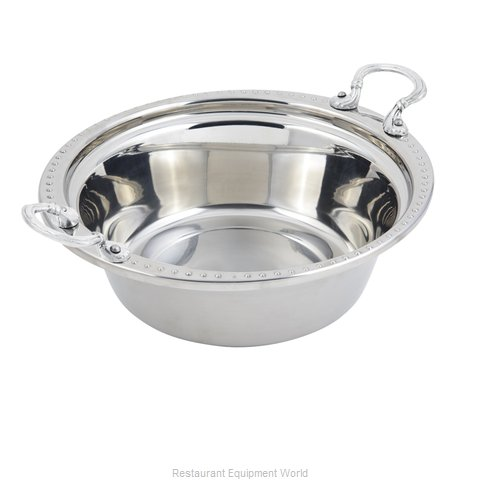 Bon Chef 5356HRSS Steam Table Pan Decorative (Magnified)