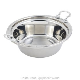 Bon Chef 5356HRSS Steam Table Pan, Decorative