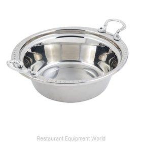 Bon Chef 5356HRSS Steam Table Pan, Decorative