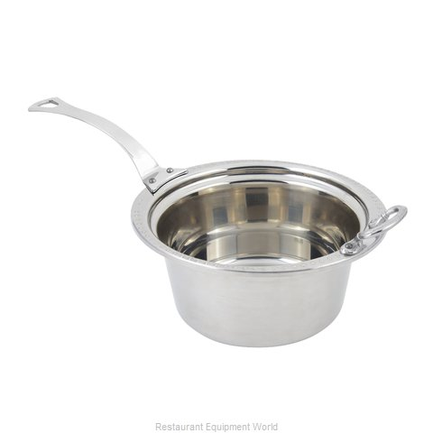 Bon Chef 5360HLSS Steam Table Pan, Decorative