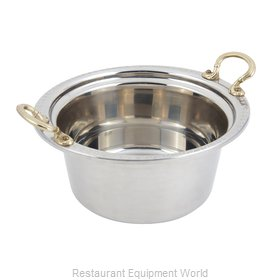Bon Chef 5360HR Steam Table Pan, Decorative