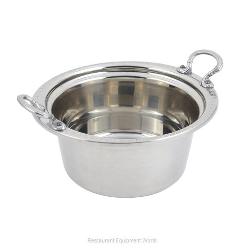 Bon Chef 5360HRSS Steam Table Pan Decorative