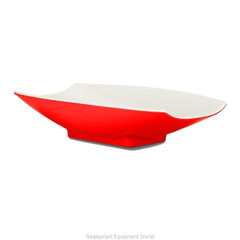 Bon Chef 53702-2TONERED Serving Bowl, Plastic