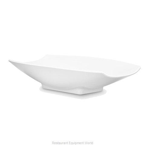Bon Chef 53704WHITE Serving Bowl, Plastic