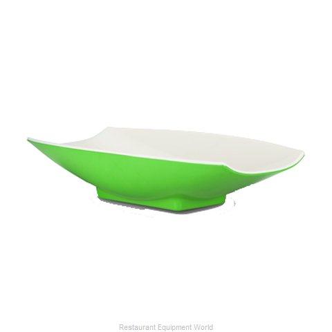 Bon Chef 53705-2TONELIME Serving Bowl, Plastic