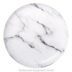 Bon Chef 53852-MRBL Plate, Plastic