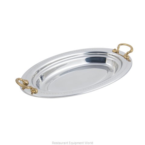 Bon Chef 5388HR Steam Table Pan Decorative